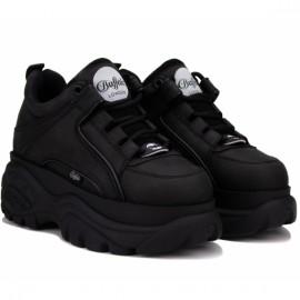 Ботинки buffalo london 15330941 36(6)(р) black кожа