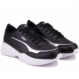 Кроссовки puma cilia mode lux (37573201) black кожа