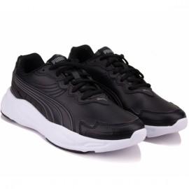 Кроссовки puma 90s runner nu wave trainers (37572401) black