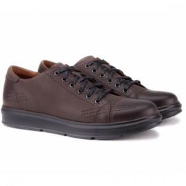 Wishot(t) 671-07-brn 44(р) туфли brown 100% кожа