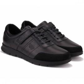 Туфли wishot(t) 696-bk/bk 42(р) black 100% кожа