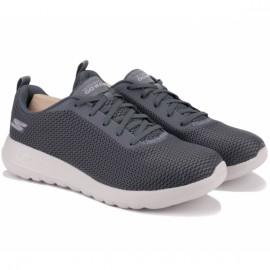 Кроссовки skechers gowalk max 54601/char (km2798) 41(8)(р) grey текстиль