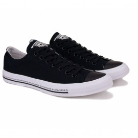 Converse chuck taylor all star ox 159587c 44(10)(р) кеды black материал