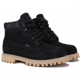 Steel 052/61/o-blk 42(р) ботинки black нубук