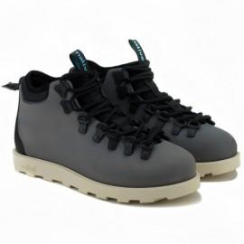 Ботинки native shoes fitzsimmons 31106800-1000-gry 38(6)(р) dublin grey пена eva