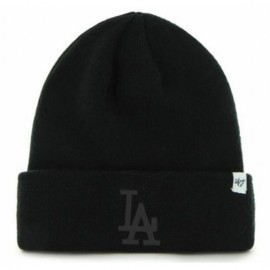 Шапка 47 brand los angeles dodgers rkn12ace-bka o/s(р) black акрил