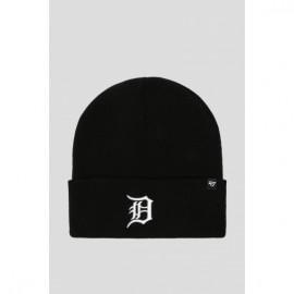 Шапка 47 brand detroit tigers b-hymkr09ace-bk o/s(р) black акрил