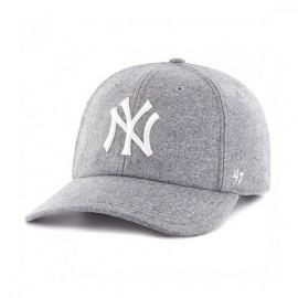 Кепка 47 brand new york yankees nimbus nmbus17wms-gy o/s(р) grey вискоза