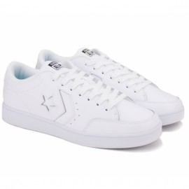 Converse star court ox sneakers 159802c 41(8)(р) кроссовки white/white 100% кожа