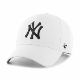 Кепка 47 brand new york yankees mvp b-mvp17wbv-whd o/s(р) шерсть