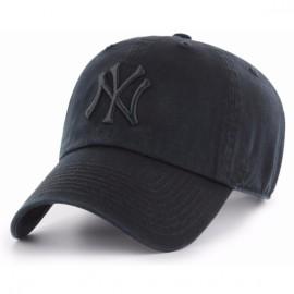 Кепка 47 brand new york yankees b-rgw17gwsnl-bkf o/s(р) black хлопок