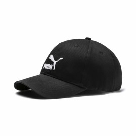 Puma archive logo bb (02204801) o/s(р) кепка black материал