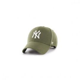 Кепка 47 brand snapback new york yankees mvpsp17wbp-sw khaki
