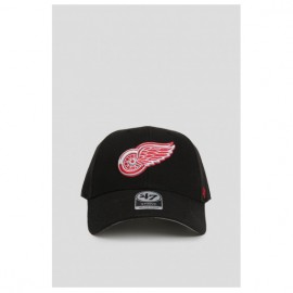 Кепка 47 brand detroit red wings mvp h-mvp05wbv-bka o/s(р) black