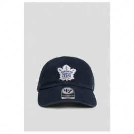Кепка 47 brand toronto maple leafs clean up rgw18gws-nyb o/s(р) navy хлопок