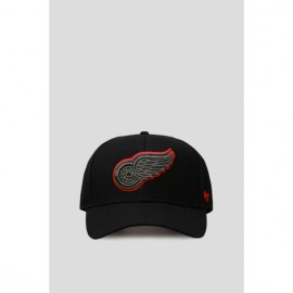 Кепка 47 brand detroit red wings h-mvpsp05wbp-bk o/s(р) black акрил