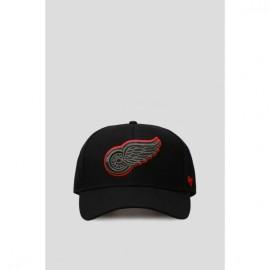 Кепка 47 brand detroit red wings h-mvpsp05wbp-bk o/s(р) black акрил