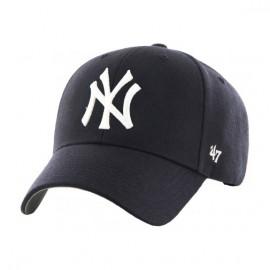 Кепка 47 brand new york yankees b-mvp17wbv-hm navy акрил