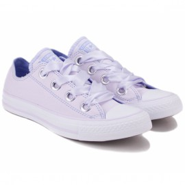 Converse chuck taylor all star big eyelets ox 559921c 36(5,5)(р) кеды light violet материал