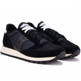 Кроссовки saucony jazz original s70368-9 43(9,5)(р) black замша