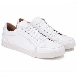 Wishot(t) 3658-30-wh 40(р) туфли white 100% кожа