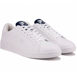 Кроссовки fila crosscourt 2 nt 1010929-92e 41(8)(р) white кожа