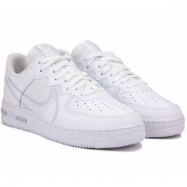 Кроссовки nike air force 1 react ct1020-101 42,5(9)(р) white кожа