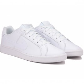 Кеды nike court royale 749747-111 41(8)(р) white кожа