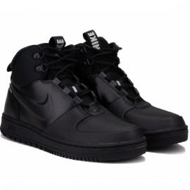 Ботинки nike path wntr bq4223-001 41(8)(р) black кожа