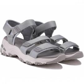 Босоножки skechers dlites 31514 gry (kw4717) 38(8)(р) grey