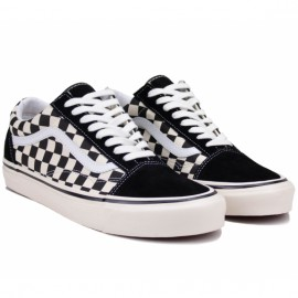 Кеды vans old skool 36 dx vn0a38g2oak1 41(8,5)(р) black aw1201