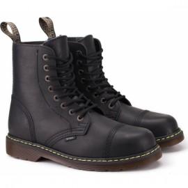 Steel 113/114/al/ken/124-blk 42(р) ботинки black 100% кожа