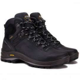 Grisport 12833d18g 44(р) ботинки black 100% кожа