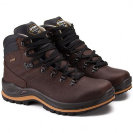 Grisport 13701o1g 41(р) ботинки brown/black 100% кожа