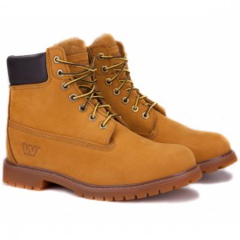 Wishot 31-988m-ca ботинки camel нубук