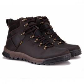 Wishot(e) 1600-brn 44(р) ботинки brown мустанг