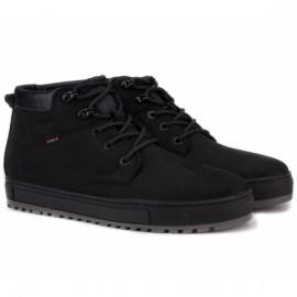 Wishot(e) 1711-blk-n 41(р) ботинки black нубук