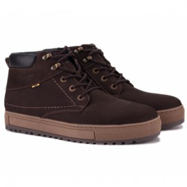 Wishot(e) 1711-brn-n 40(р) ботинки brown нубук