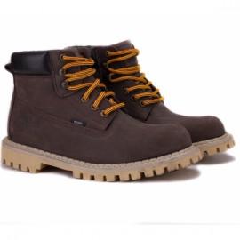 Steel 052/30/o-brn 38(р) ботинки brown нубук