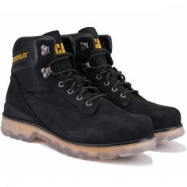 Ботинки caterpillar baseplate p723492 41(8)(р) black нубук