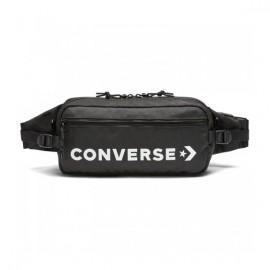 Поясная сумка converse hip pack 10006946-001 o/s(р) black полиэстер