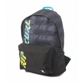 Rip curl bbpin4 o/s(р) рюкзак black материал