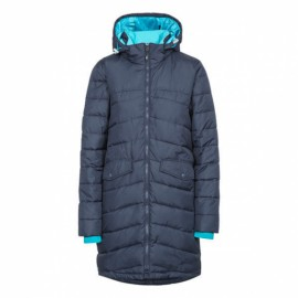 Trespass fajcam20003 m(р) куртка navy нейлон homely-female padded jkt