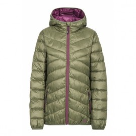 Trespass liberty womens padded jacket fajkcam20004-w l(р) куртка olive нейлон