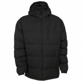 Trespass clip-male padded jkt majkcai20001-m l(р) куртка black нейлон
