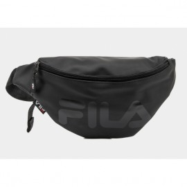 Сумка на пояс fila waistbag slim 685082-002 black полиэстер
