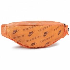 Сумка на пояс nike nk heritage hip pack ck7446-884 orange полиэстер