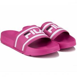Шлёпанцы fila morro bay slipper 1010901-tym 37(6)(р) pink резина