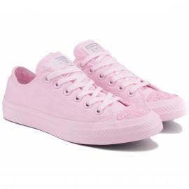 Кеды converse chuck taylor all star 563466c 36(5,5)(р) pink текстиль