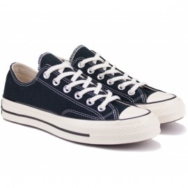 Кеды converse chuck taylor all star 70 ox 162058c 41(7,5)(р) black текстиль